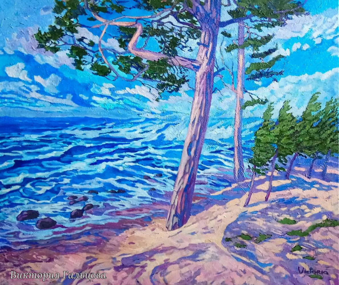 Victoria Galtsova. Baltic wind