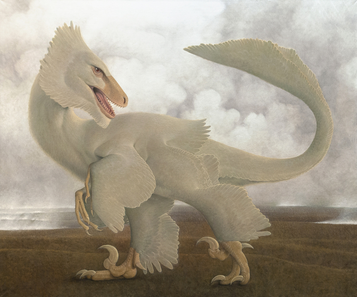 Kos1604. Raptor