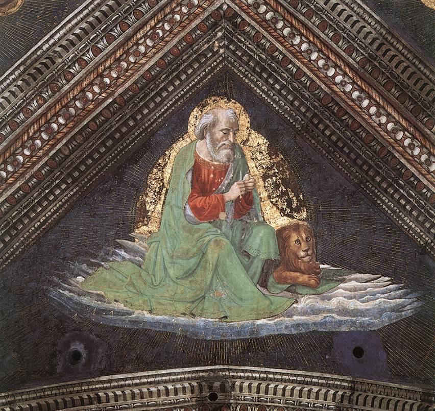 Domenico Girlandajo. Saint Mark The Evangelist