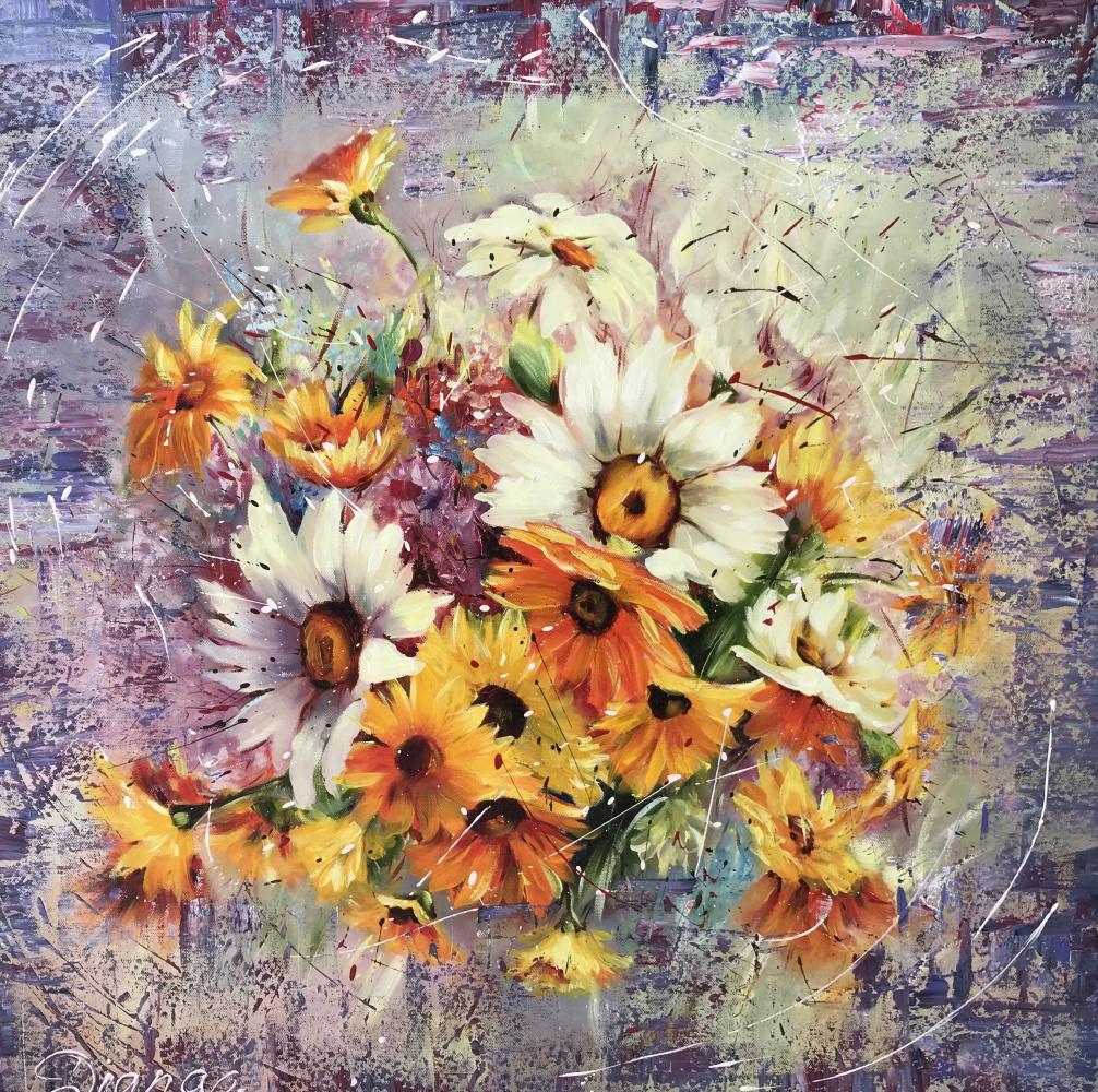 Диана Владимировна Маливани. Summer Bouquet