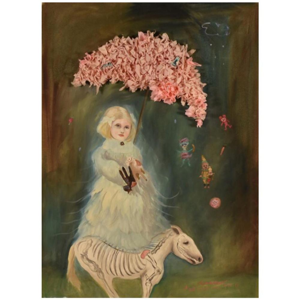 Carrie Pierce. Dream horse