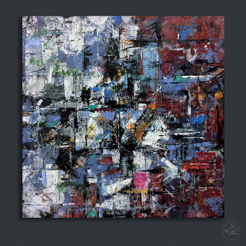 Mike Bezloska. Abstraction 114