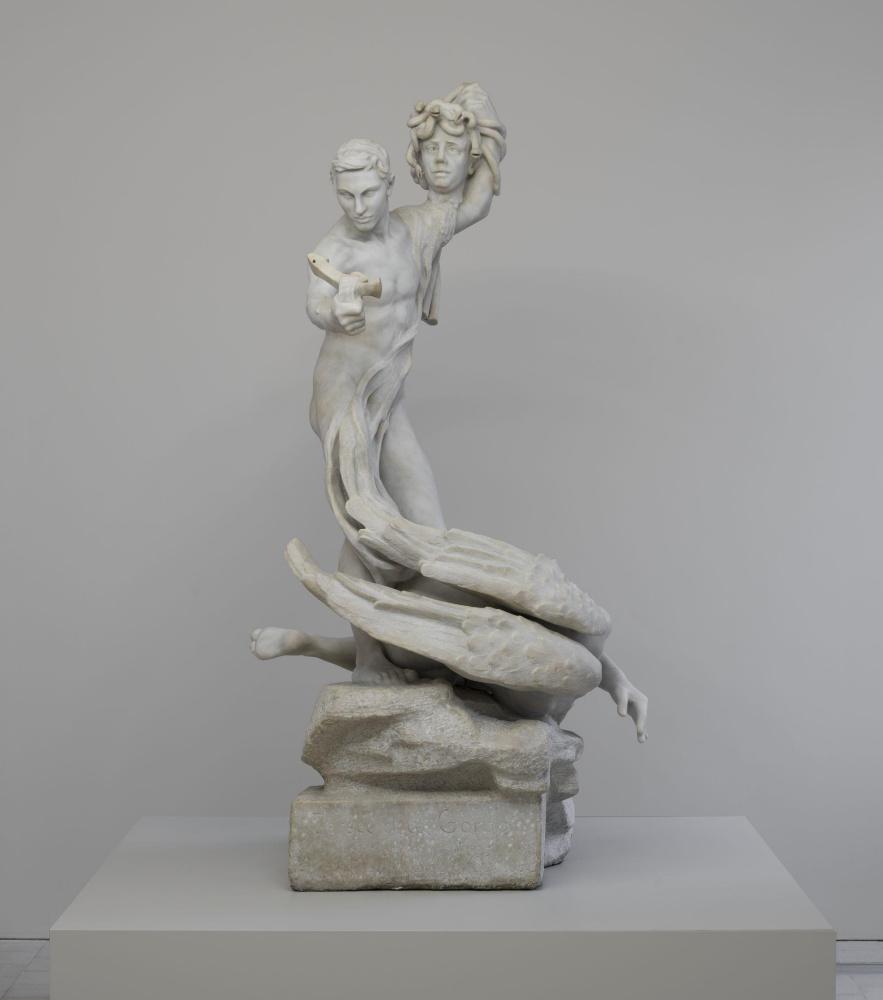 Camille Claudel. Персей и Горгона