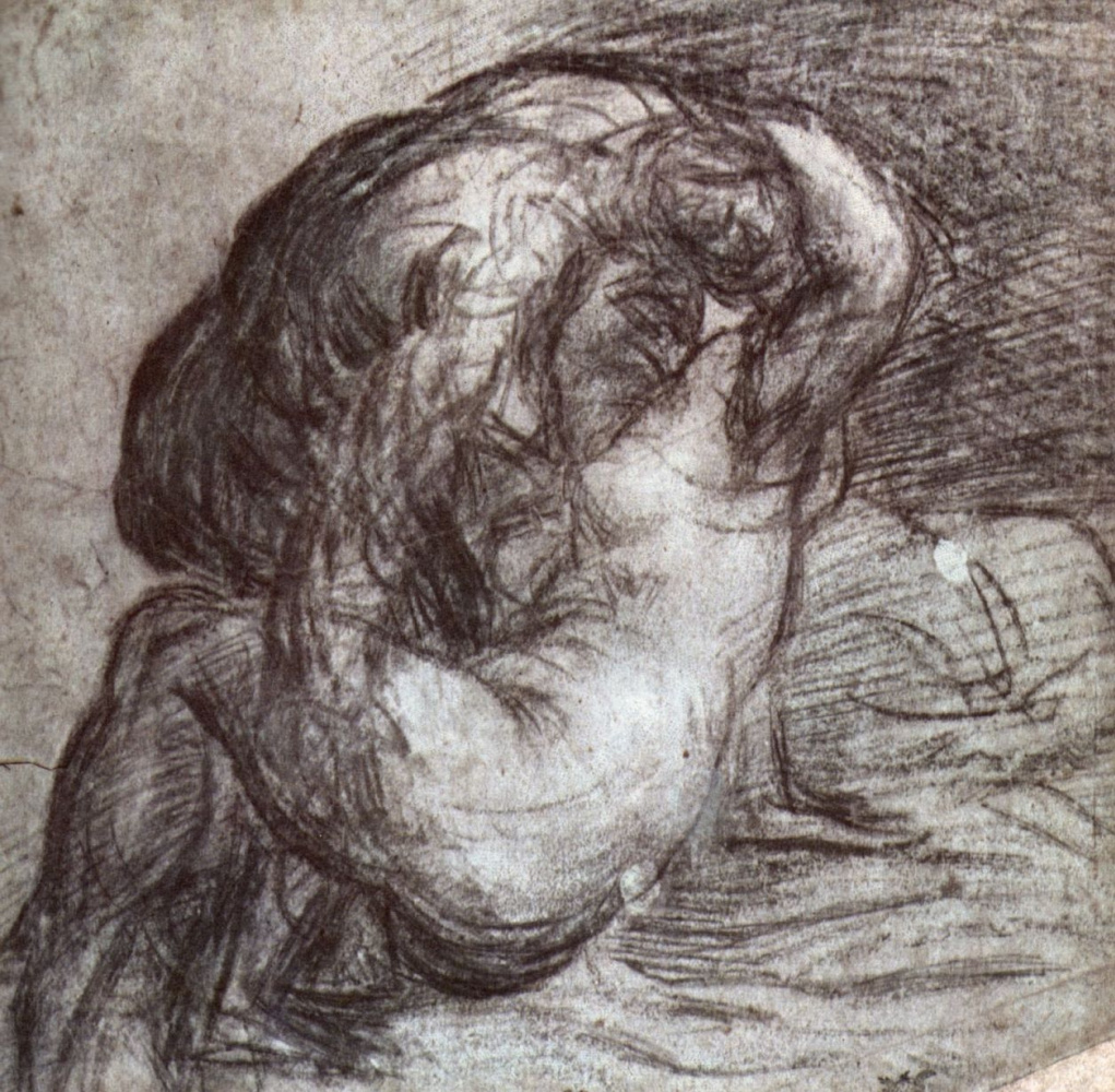 Titian Vecelli. Jupiter and IO