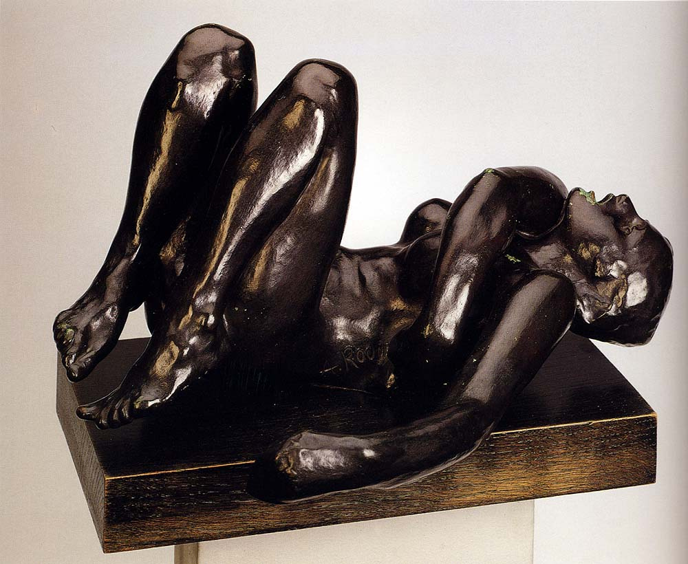 Auguste Rodin. A sinner