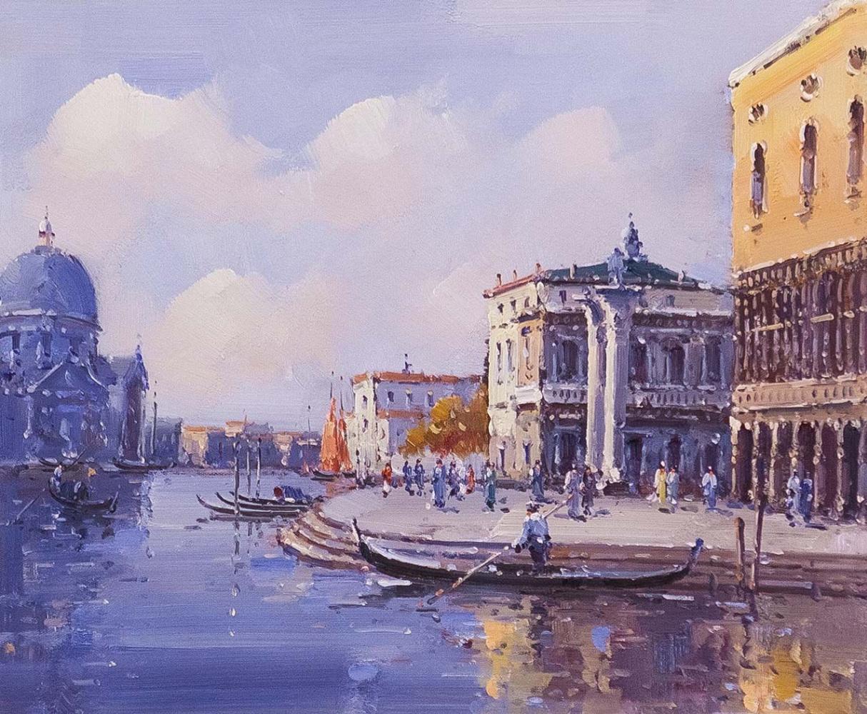 Andrey Sharabarin. Dreams of Venice N10