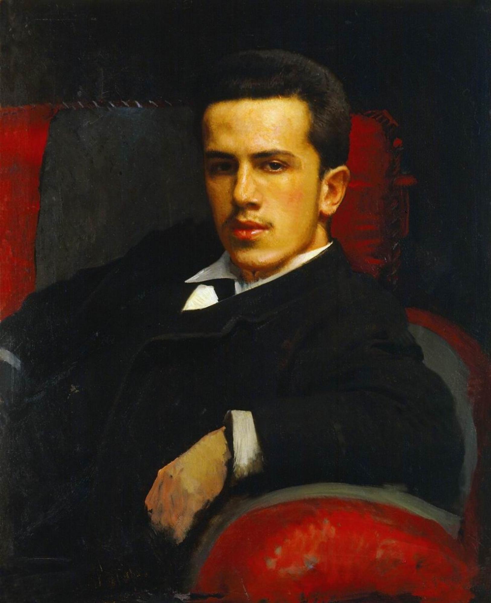 Иван Николаевич Крамской. Портрет Анатолия Крамского, сына художника