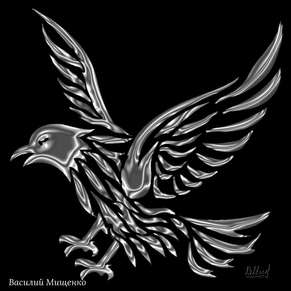 Vasiliy Mishchenko. Birds 0104