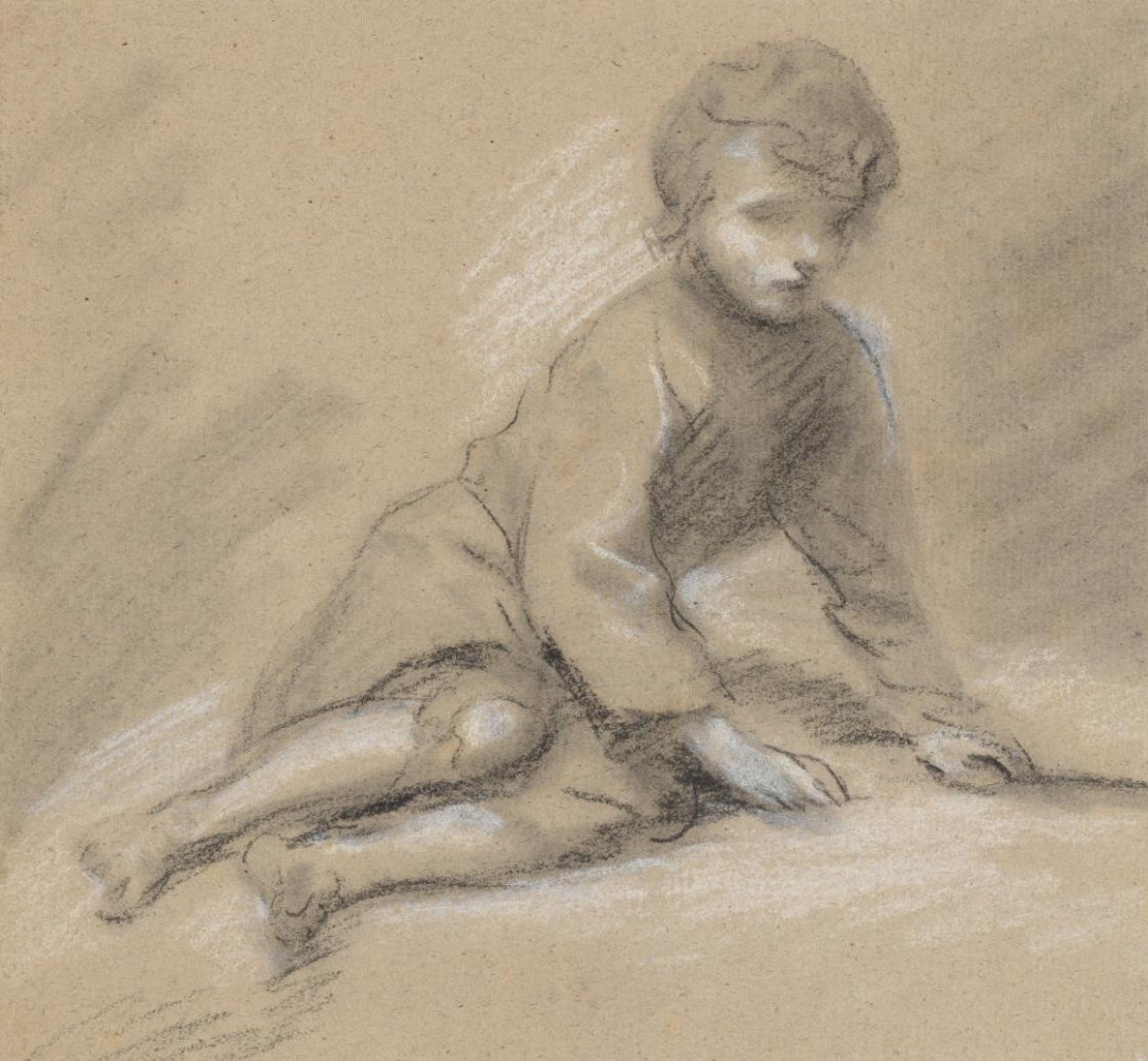 Томас Гейнсборо. Маленький нищий