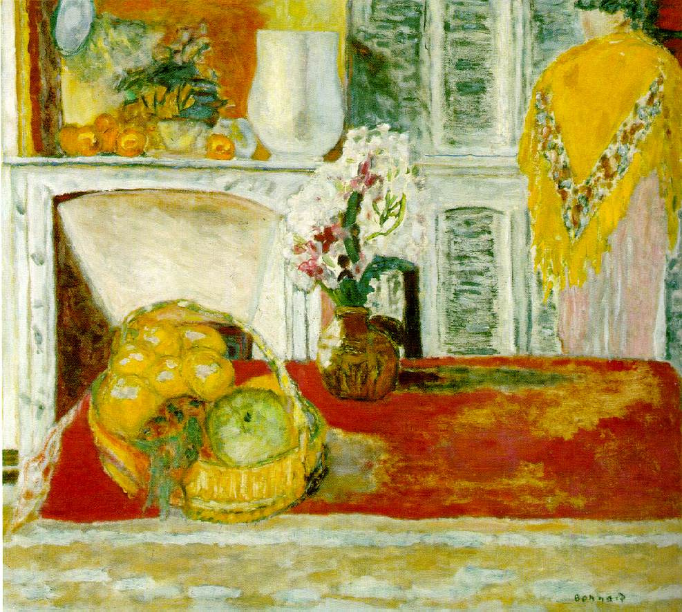 Corner Of The Dining Room At Le Cannet By Pierre Bonnard History