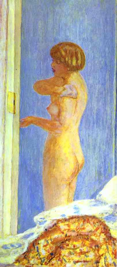 Пьер Боннар. Обнаженная женщина
