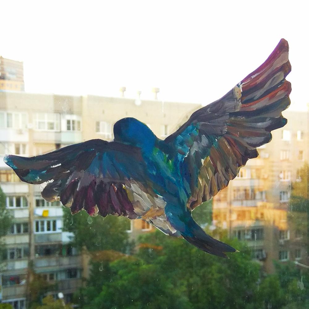 Alina Petrovna Chaplygina. Bird 01