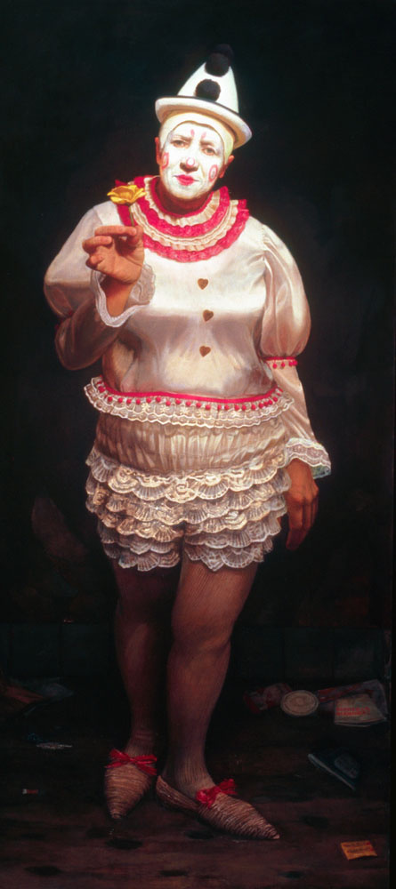 Габриэла Деллоссо. Клоун