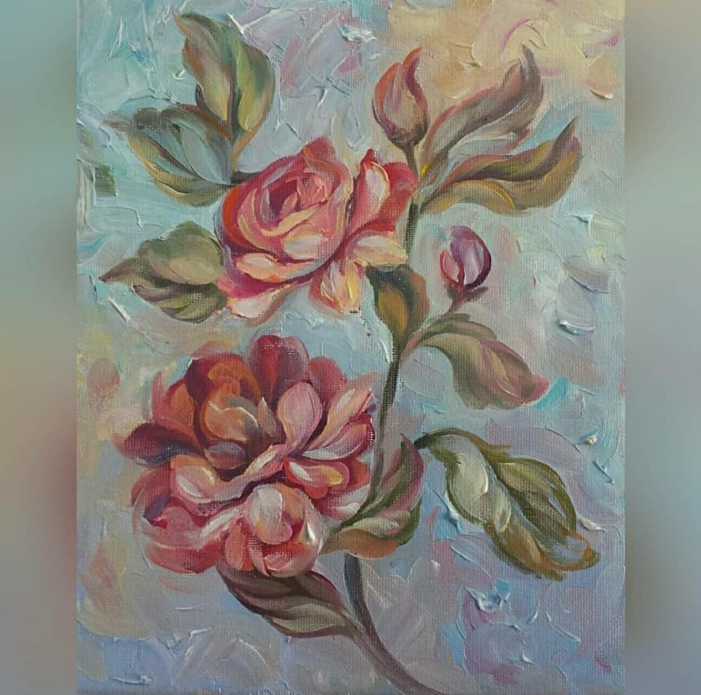 Maria Verona. Rose - Queen of Flowers