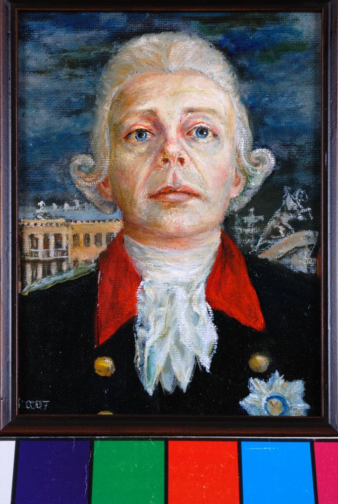 Юрий Антонович Хмелецкий. Павел І
