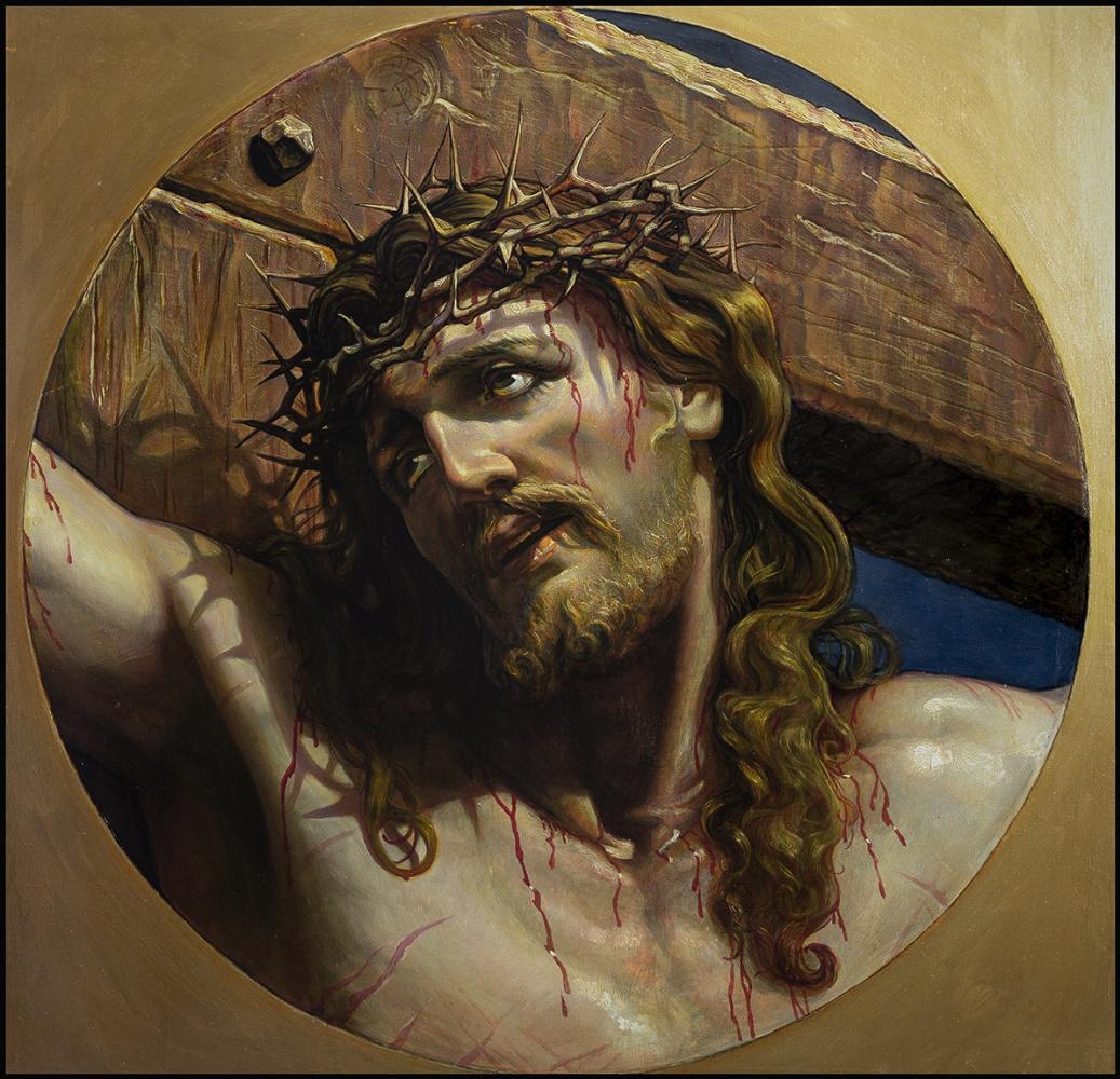 Sushienok64@mail.ru Михайлович Сушенок Игорь. The Crucifixion.