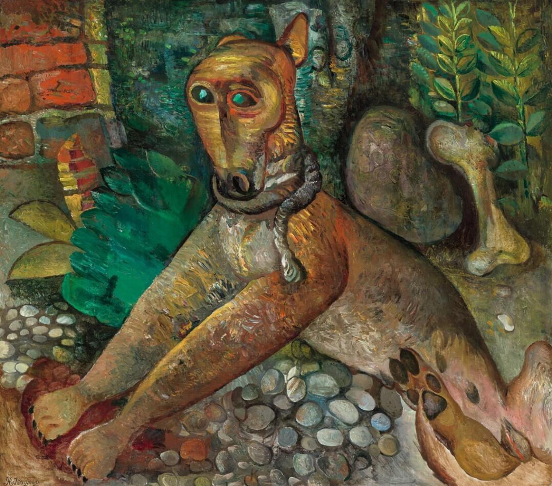 Herman Justus Kreider. Dog