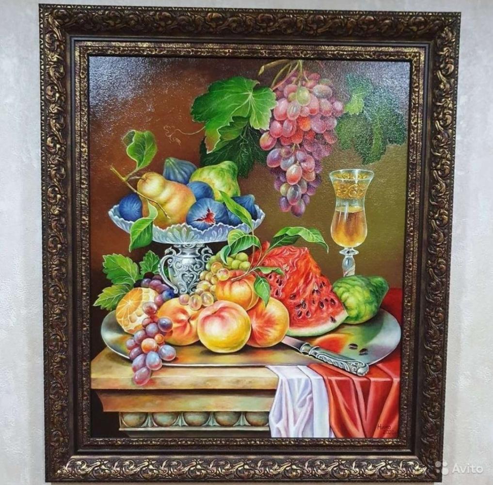 Nina Sergeevna Isoyan. Fruit Feast
