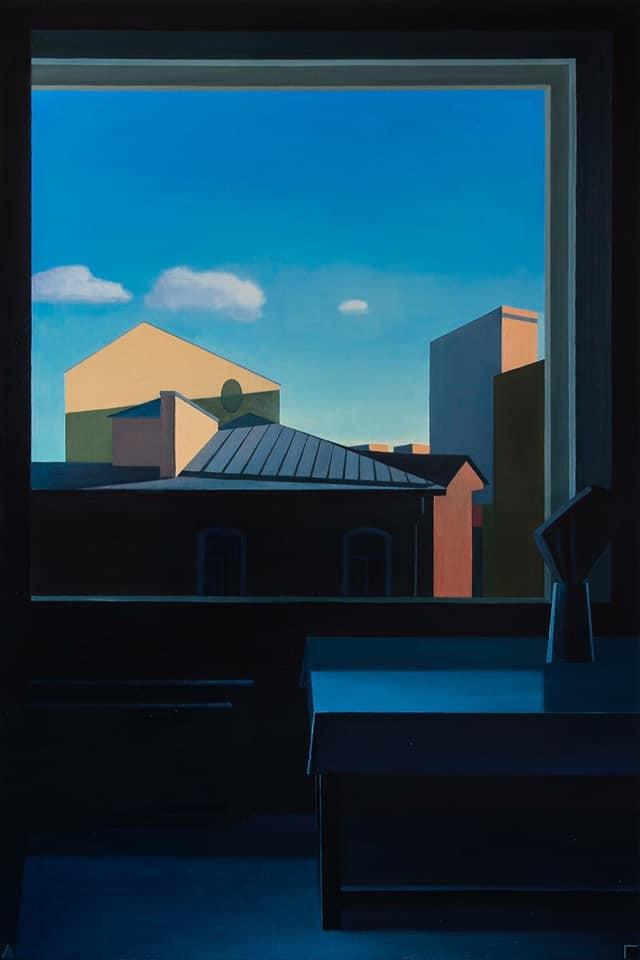 Sasha Pasternak (Sasha Pasternak). Window i