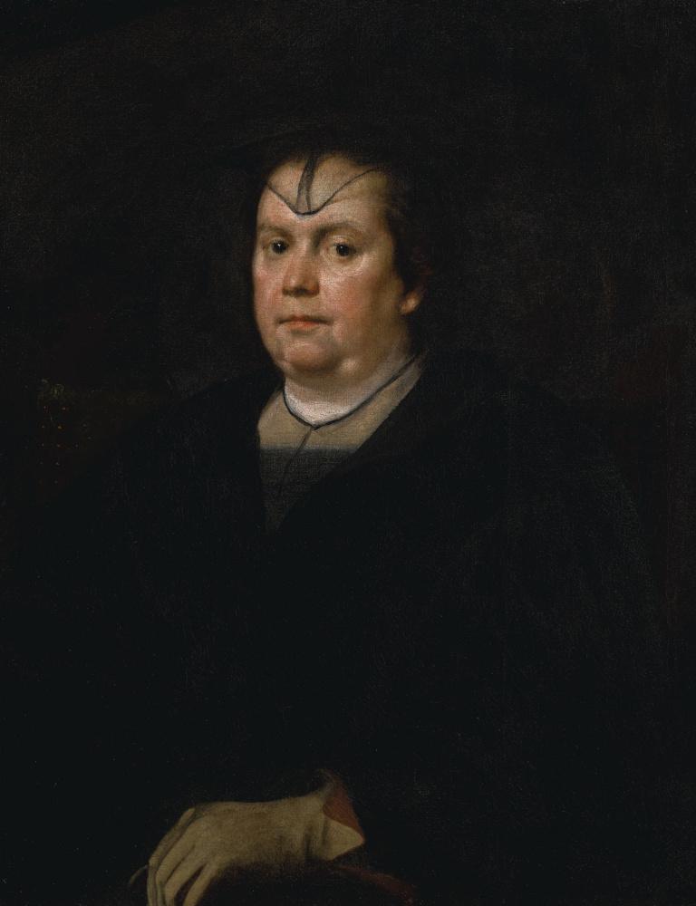 Диего Веласкес. Портрет донны Олимпии Майдальчини Памфили