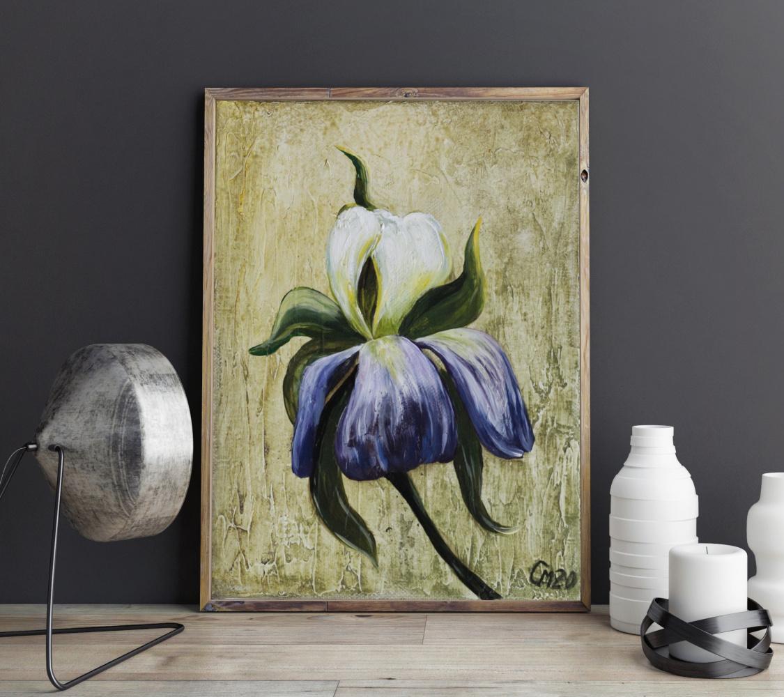 """Мария Евгеньевна Сироткина. Iris Series """"Flowers"""""""