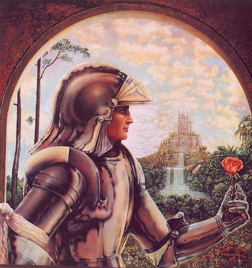 Ron Валотски. Lancelot