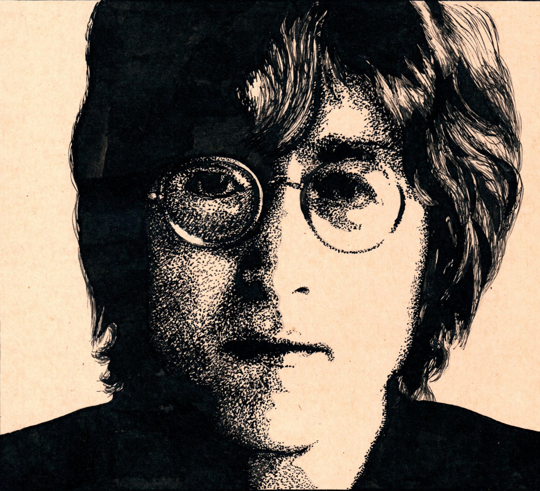 Vladimir Vasilyevich Abaimov. Sir John Lennon 2