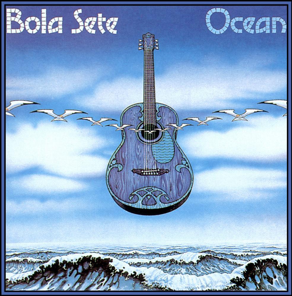 Rodney Matthews. The ocean