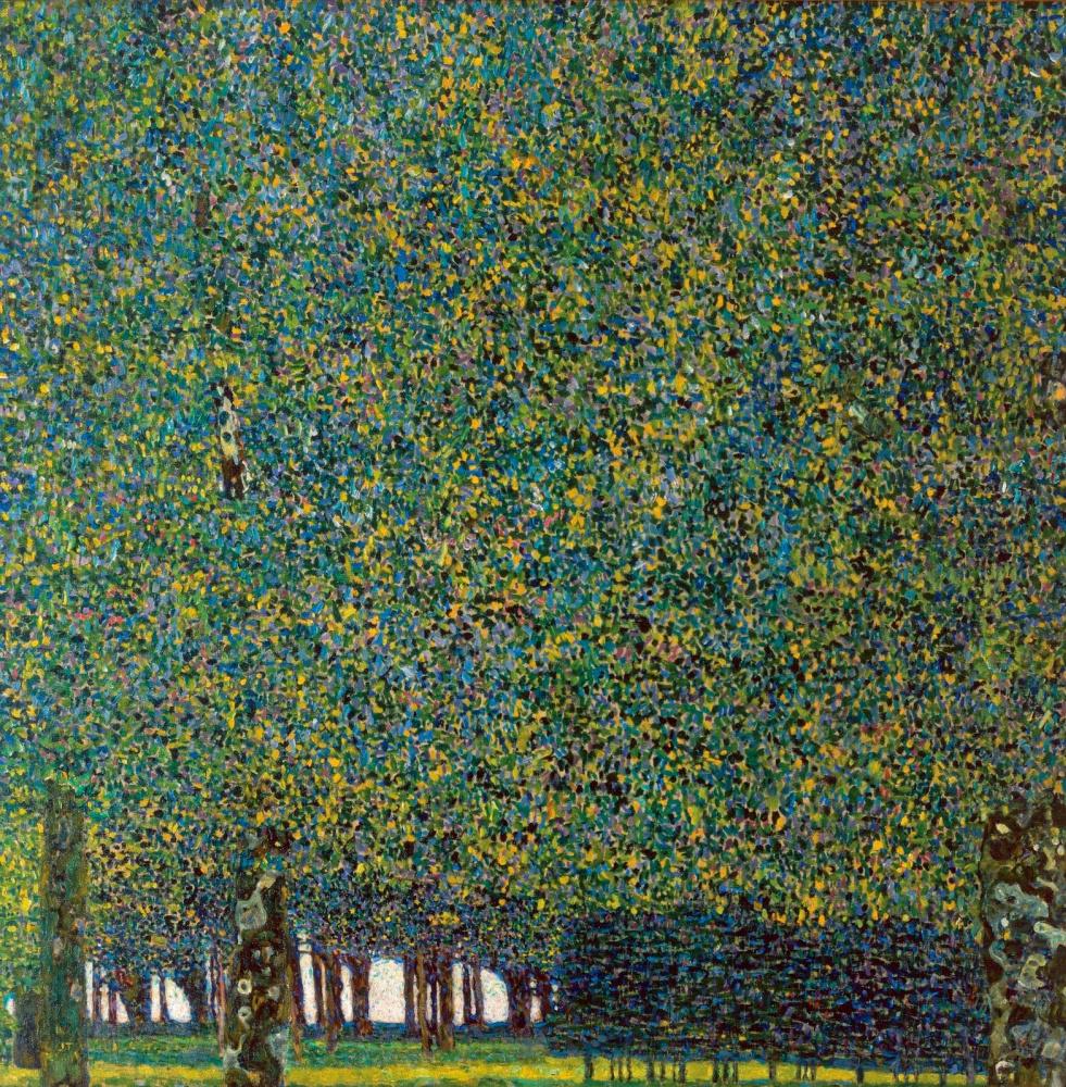 Gustav Klimt. Park