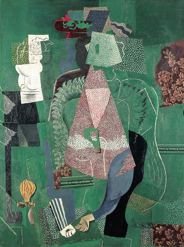Пабло Пикассо. Портрет юной девушки