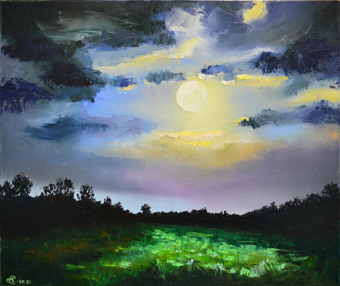 Vadim Anatolyevich Stolyarov. New Moon