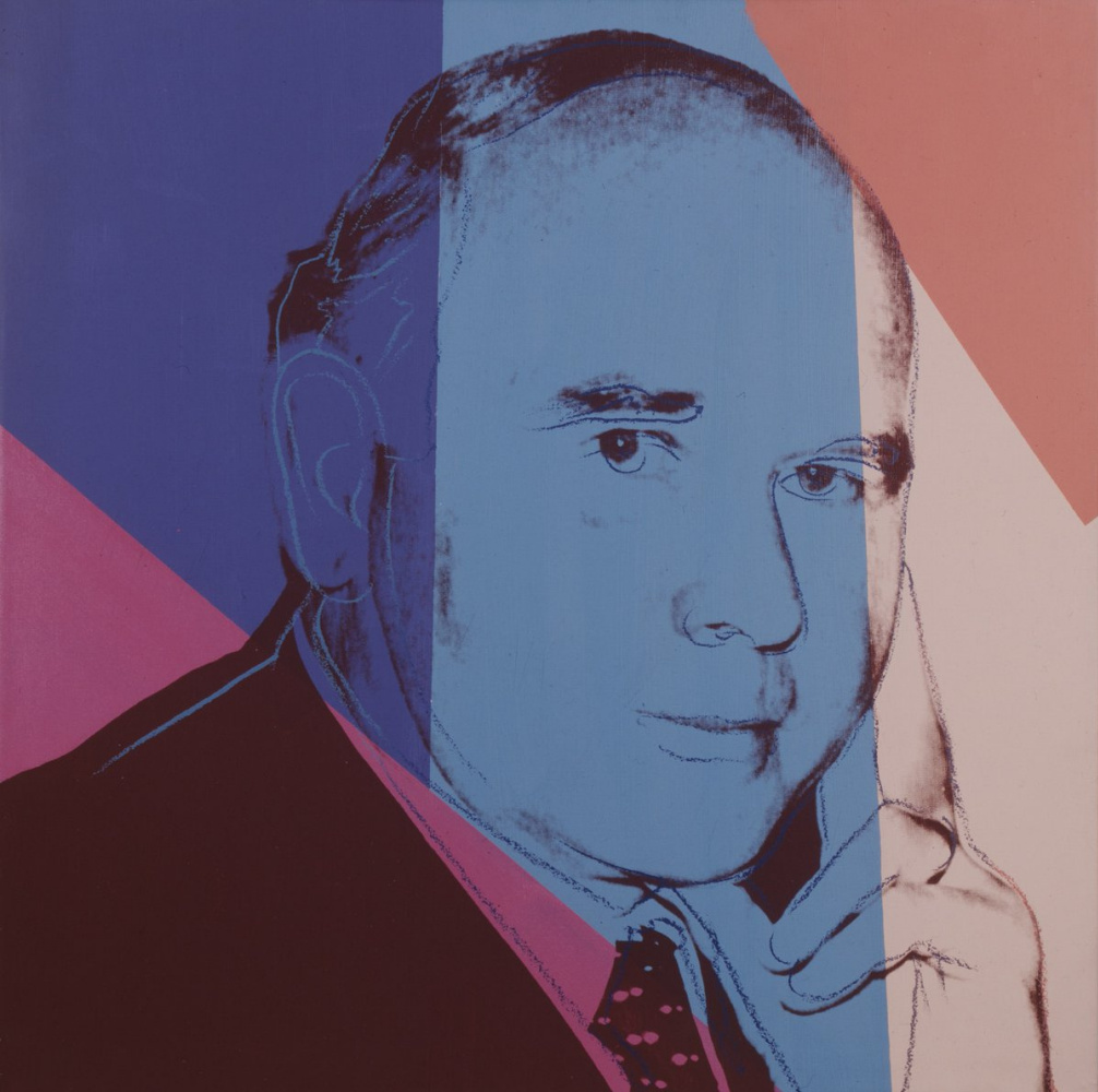an analysis of warhols portraits By reference to both art works and writings- within the period of 1950-1970, critically discuss to the extent in which andy warhol has produ.