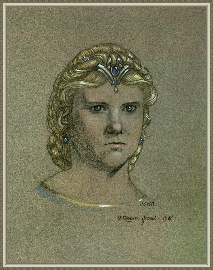 Робин Вуд. Женский портрет