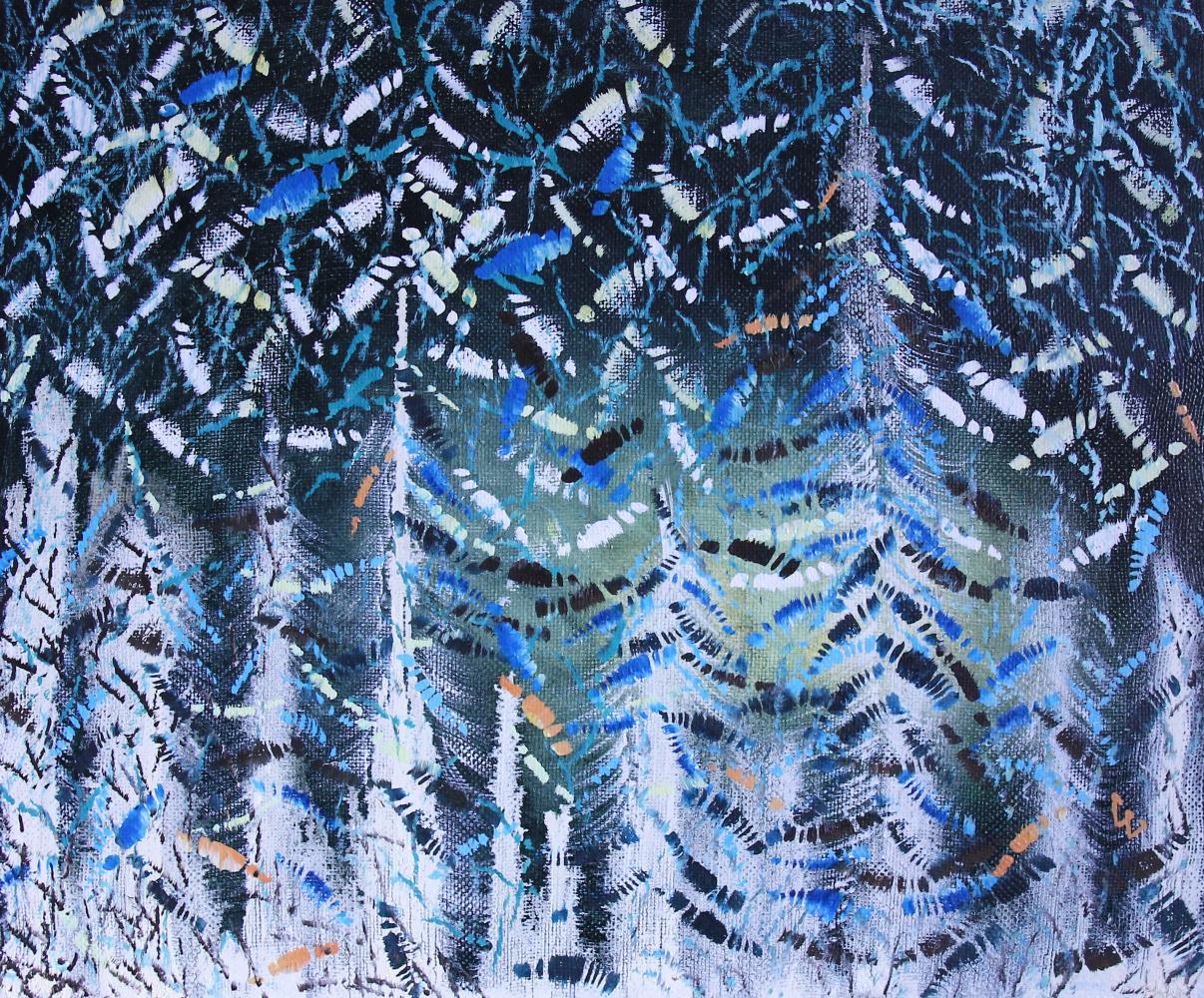 Helen Tricorn. Snow chalk