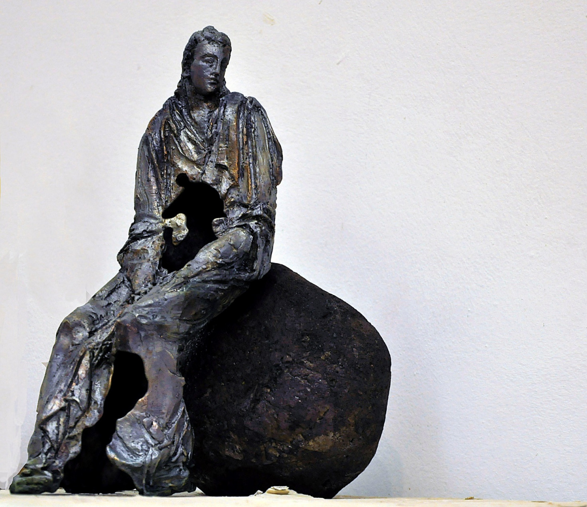 Александра Имрановна Сулейманова. Бодхисаттва