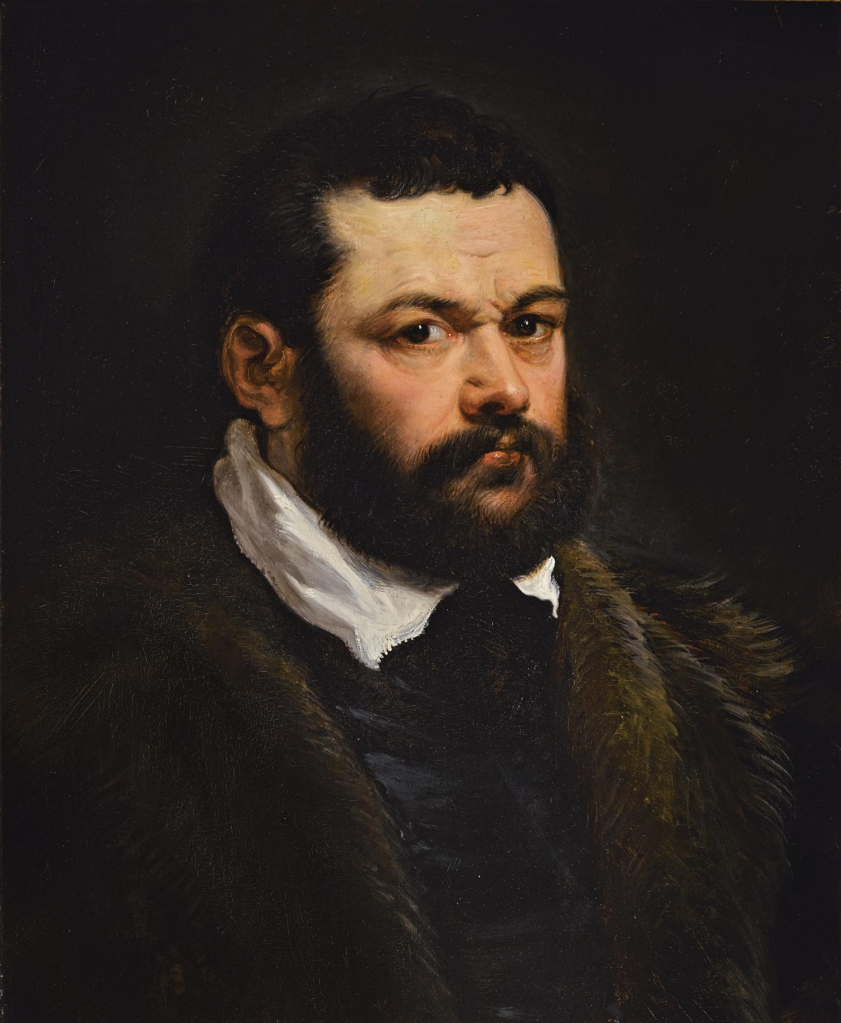 Питер Пауль Рубенс. Портрет венецианского аристократа