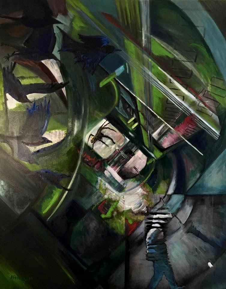Анна Пронская. Metropolis. Metropolis
