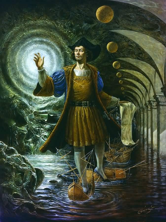 Mikhail Khokhlachov. Terra Incognita