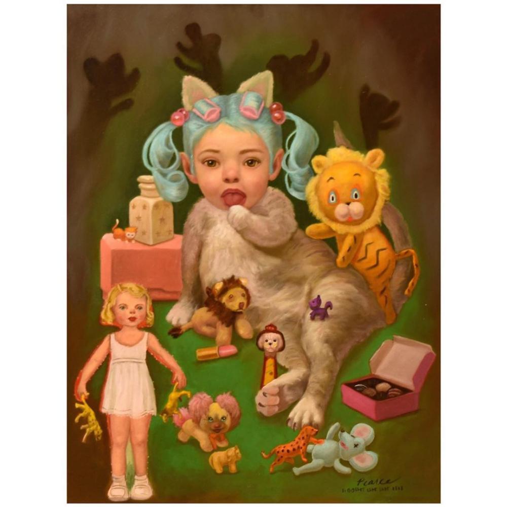 Carrie Pierce. Dollface