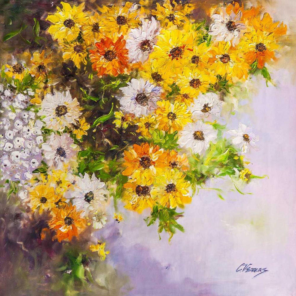 (no name). Sunny bouquet