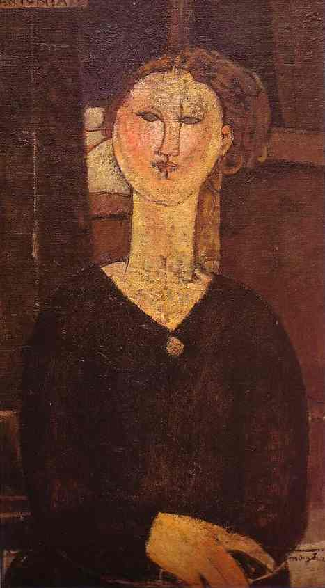 Amedeo Modigliani. Anthony