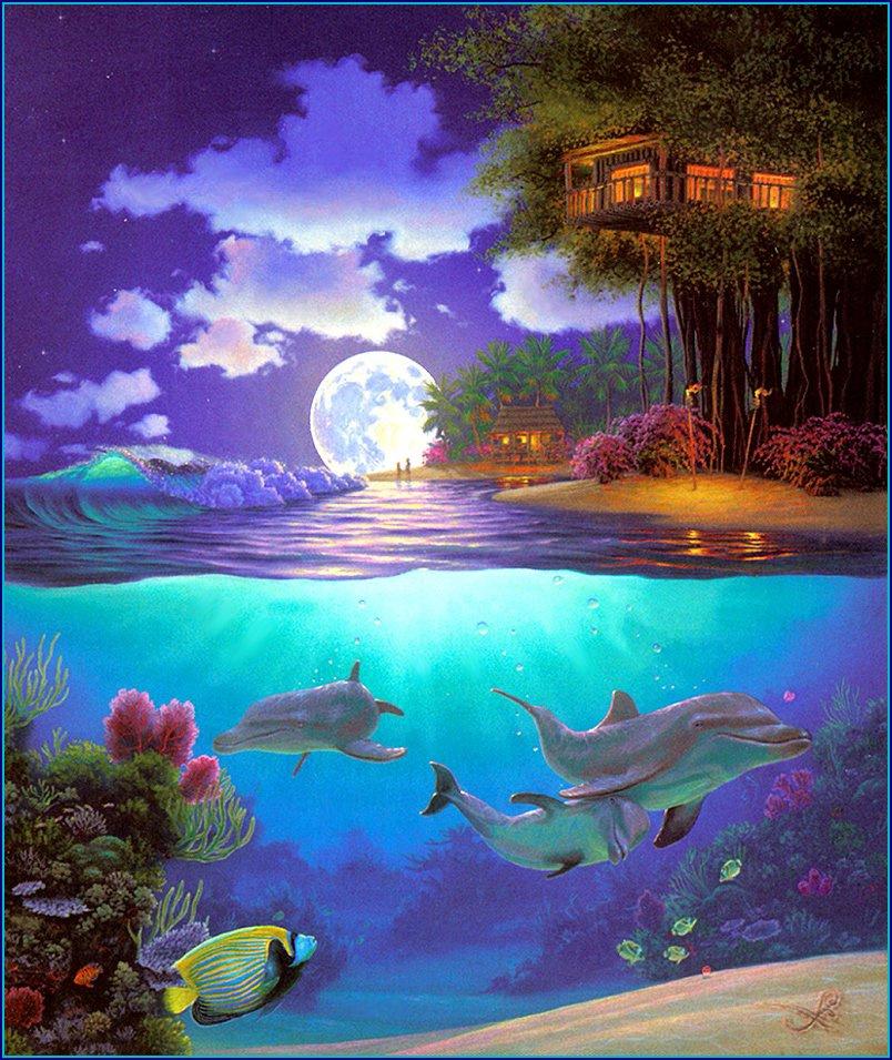 Al Hog. Moonlight Sonata