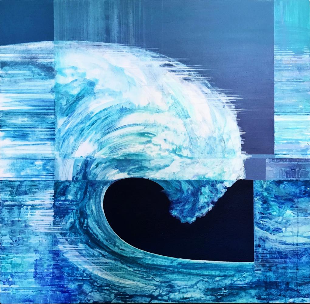 Marianna Yakovleva. The great wave