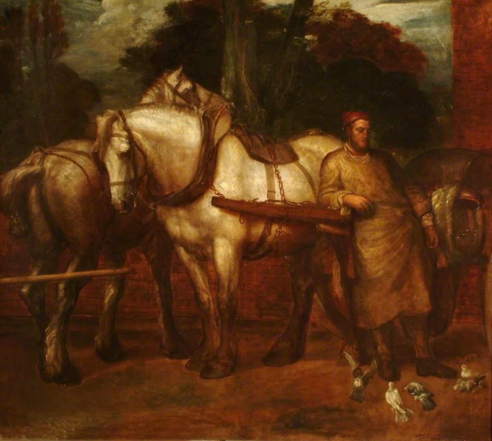 George Frederick Watts. Recreation