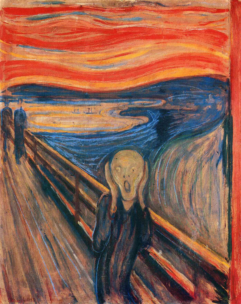 Edvard Munch. Scream