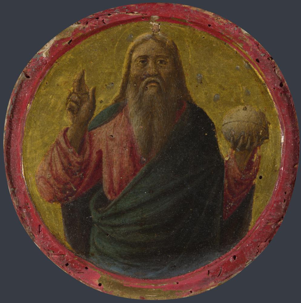 Флорентийский Итальянский. Бог Отец