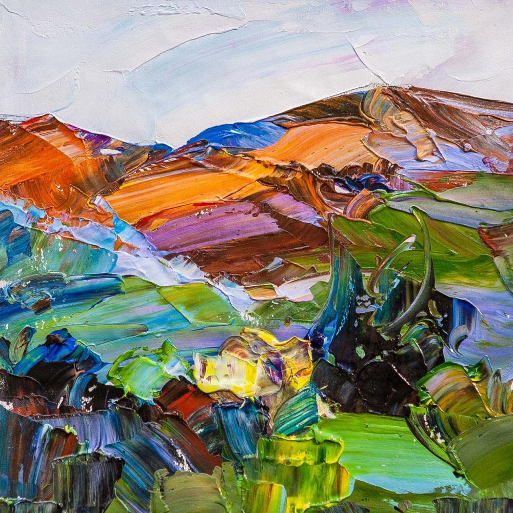Jose Rodriguez. Dreams of the Mediterranean N6