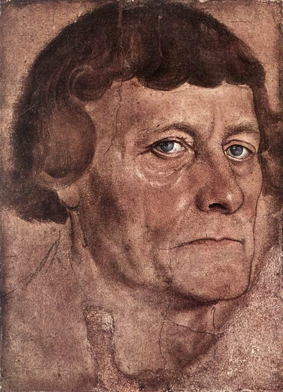 Лукас Кранах Старший. Портрет мужчины