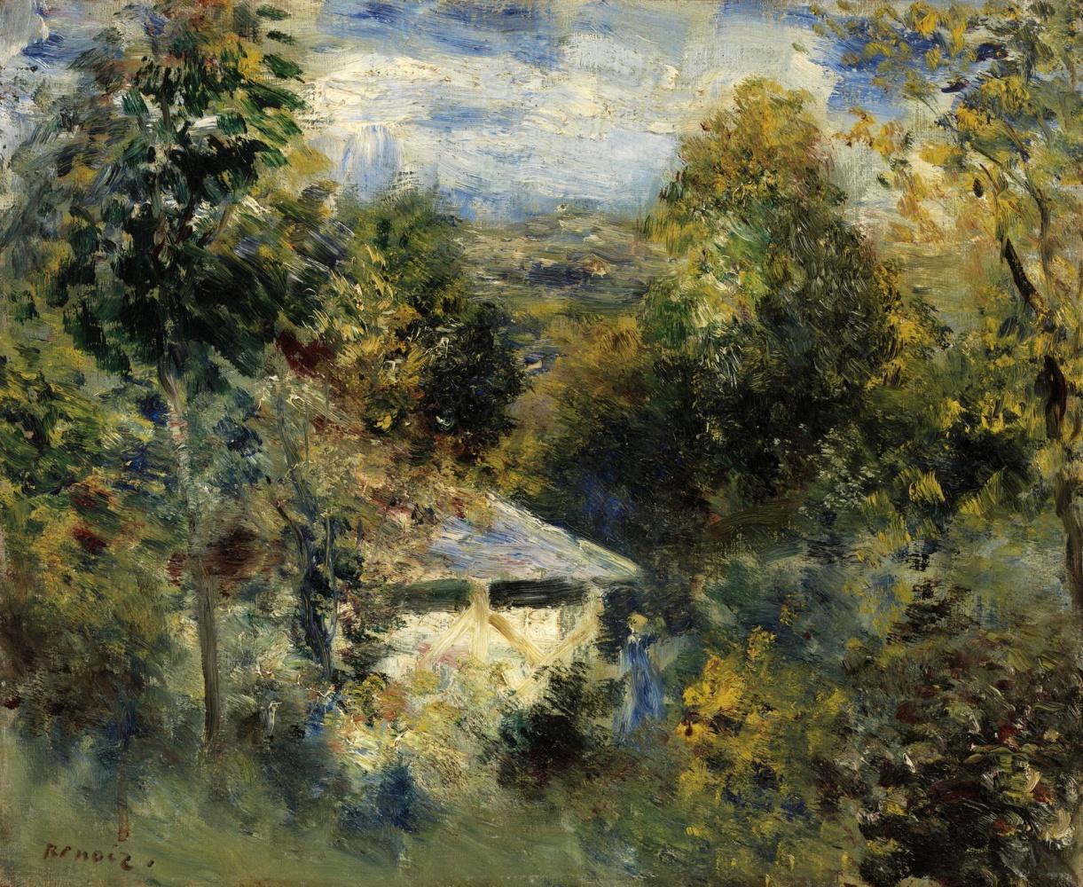 Pierre-Auguste Renoir. Louvesen