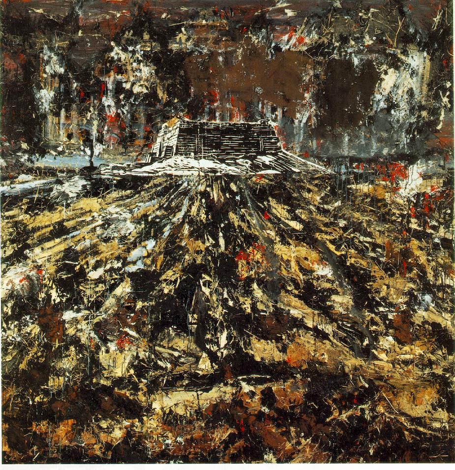 Anselm Kiefer. Landscape